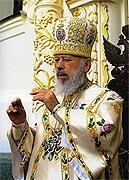 Митрополит Киевский Владимир говорит о необходимости сохранения церковнославянского языка как языка богослужений